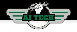 Aj Tech Garage logo