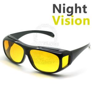yello night driving glasses